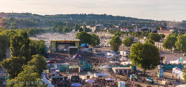 Über 28.000 Besucher feiern ausgelassen beim 1. Kessel-Festival auf dem Wasen in Stuttgart