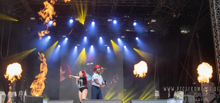 90er Live @ KSK Music Open 2019 // 27.07.2019 // Ludwigsburg // Schloss