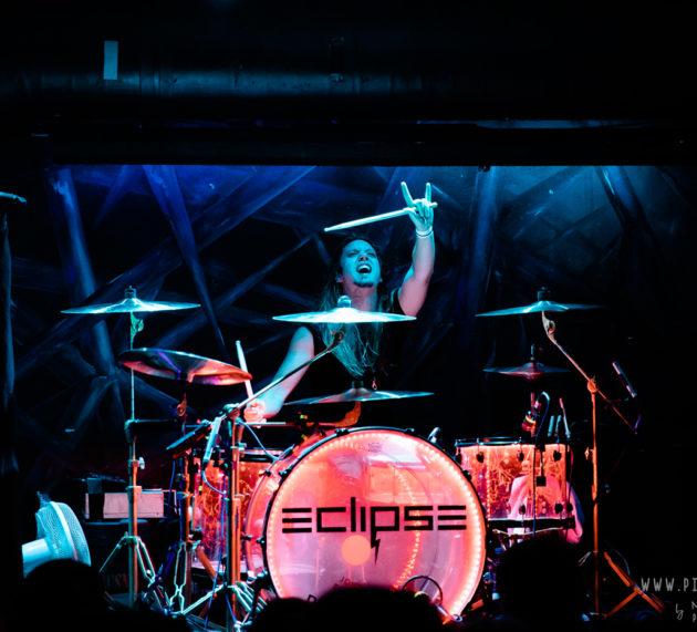 Eclipse am 03.11.2019 in der Rockfabrik in Ludwigsburg