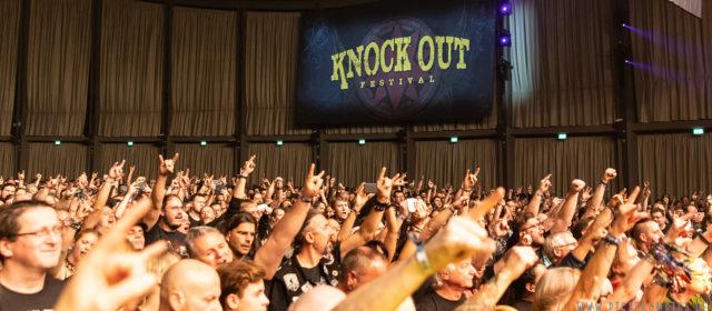 Knock Out Festival 2019 //  14.12.2019 // Karlsruhe // Schwarzwaldhalle