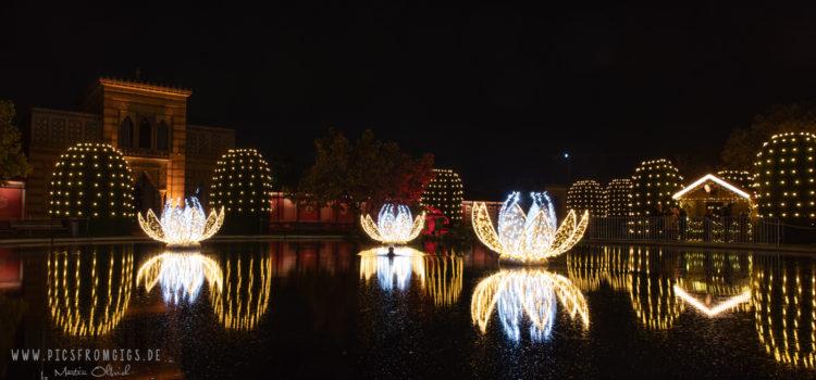 Christmas Garden Stuttgart begeisterte knapp 150.000 Besucher