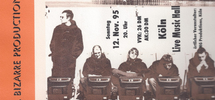 OASIS // 12.11.1995 // Köln // Live Music Hall