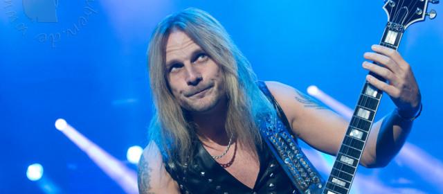 14.12.2015 – Judas Priest – Stuttgart – Schleyerhalle – Veröffentlicht auf Stuttgarter Zeitung Online Kopfhörer.fm