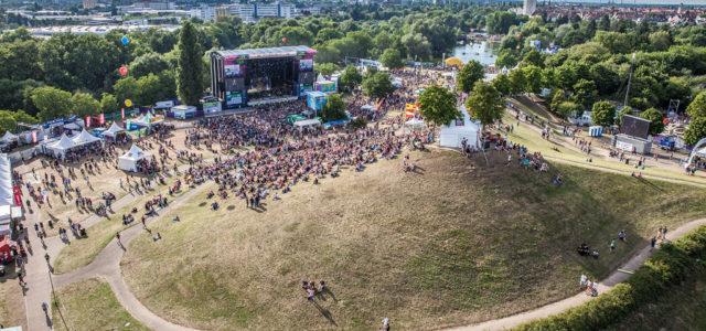 250.000 feiern DAS FEST 2017 in Karlsruhe.