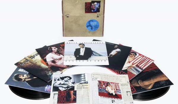 Bruce Springsteen veröffentlicht Limited-Edition Vinyl Box Set:  The Album Collection Vol. 2