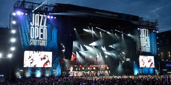 Jazz-Open Stuttgart 2021: Viele 2020er – Künstler kommen 2021.
