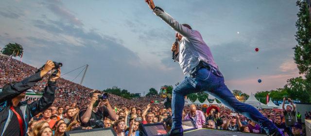 Simple Minds @ Das Fest 2018 // 22.07.2018 // Karlsruhe