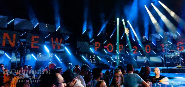SWR3 New Pop-Fesival 2019. Diese Acts spielen vom 12-14. September in Baden-Baden.