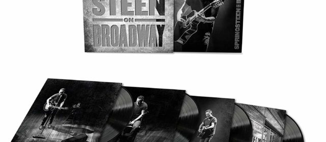 Springsteen on Broadway erscheint auf CD und Vinyl