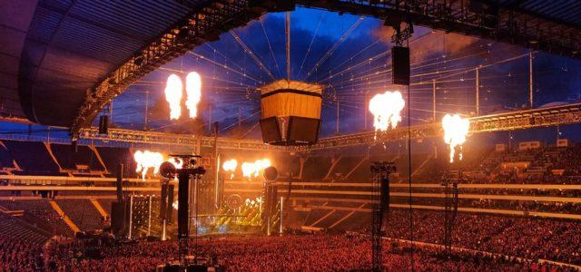 Rammstein verschieben Tour auf 2022. Stuttgart jetzt auf dem Cannstatter Wasen