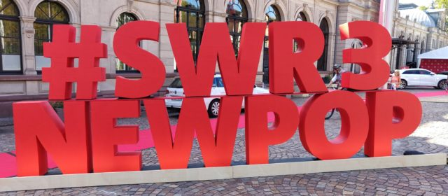 Das war das 25. SWR3 New Pop Festival