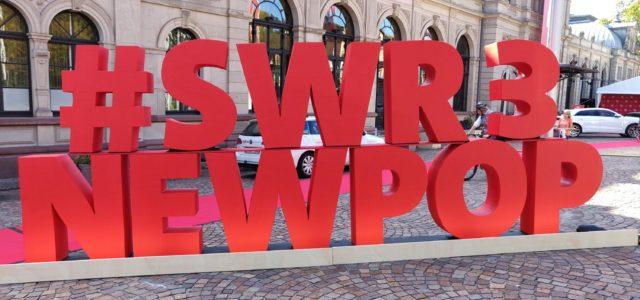 Das SWR3 New-Pop-Festival 2021 findet statt !