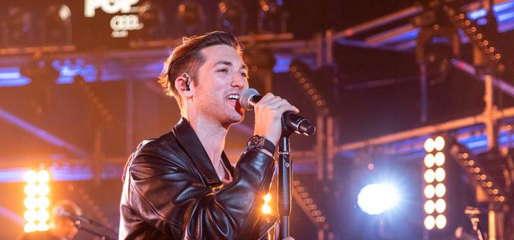 Justin Jesso @ SWR3 New Pop Festival 2019