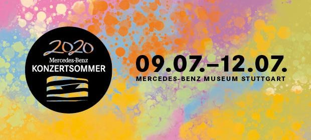 Mercedes-Benz Konzertsommer 2020 in Stuttgart bestätigt erste Acts.