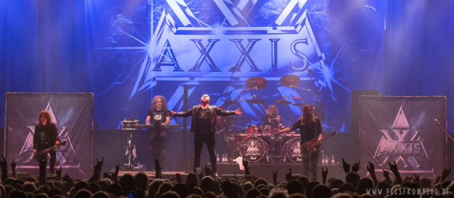 Axxis @ Knock Out Festival 2019 // 14.12.2019 // Karlsruhe // Schwarzwaldhalle