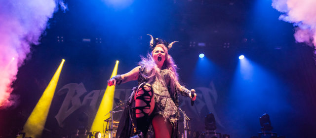 Battle Beast @ Knock Out Festival 2019 // 14.12.2019 // Karlsruhe // Schwarzwaldhalle