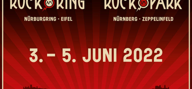 Rock am Ring und Rock im Park 2021 abgesagt !!!!