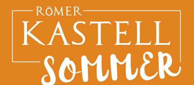Auf ein Neues. Der Kastell-Sommer findet auch 2021 statt.