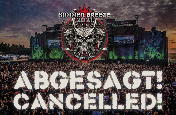 Summer Breeze 2021 abgesagt