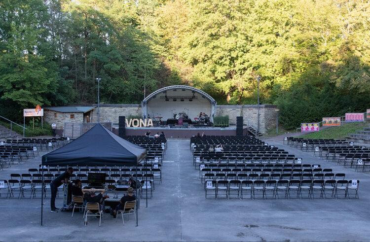 Sommer-Veranstaltungen 2021 auf der Spardawelt Freilichtbühne in Stuttgart.