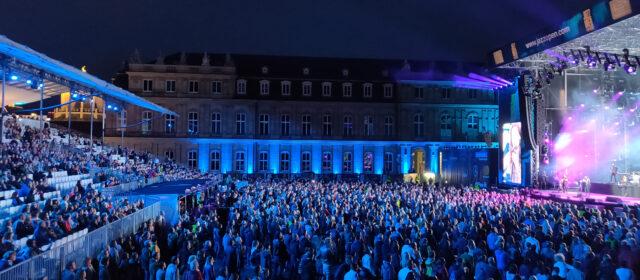 18.000 Zuschauer kamen zu den Jazz Open 2021 nach Stuttgart