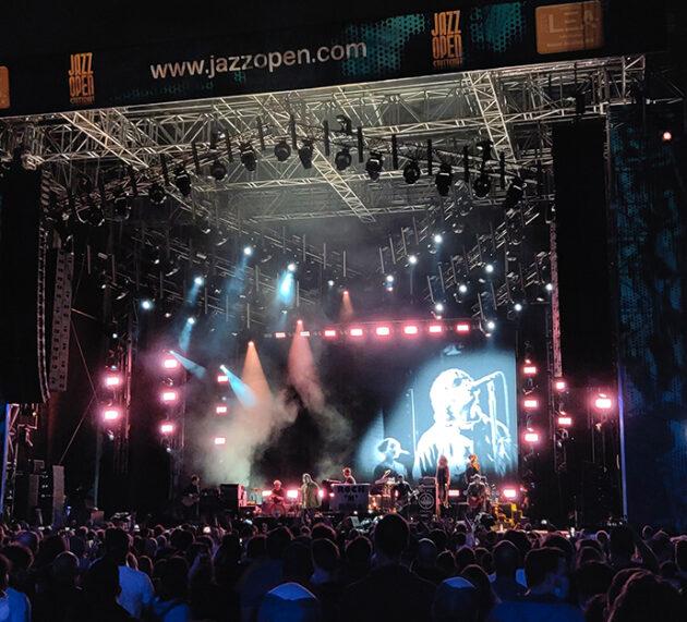 Liam Gallagher @ Jazz Open 2021 // 15.09.2021 // Stuttgart // Schlossplatz