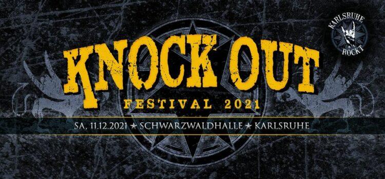 Das Knock Out Festival 2021 in Karlsruhe findet statt !!!!