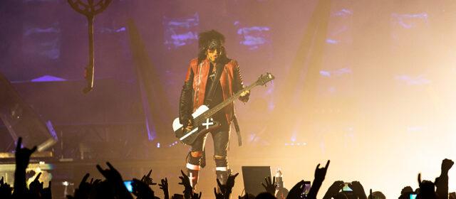 Mötley Crüe // 08.11.2015 // Stuttgart // Schleyerhalle